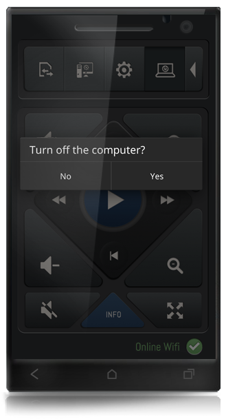 ALLPlayer Netflix Remote for Android mobile