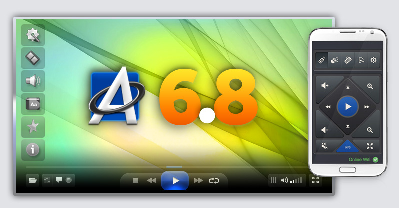 NEW ALLPlayer 6.8 - free video player