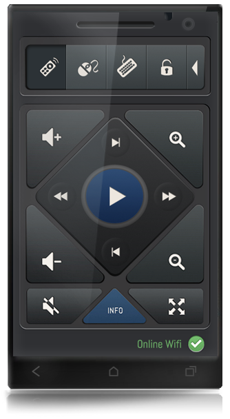 ALLPlayer (Netflix) Remote for Android mobile