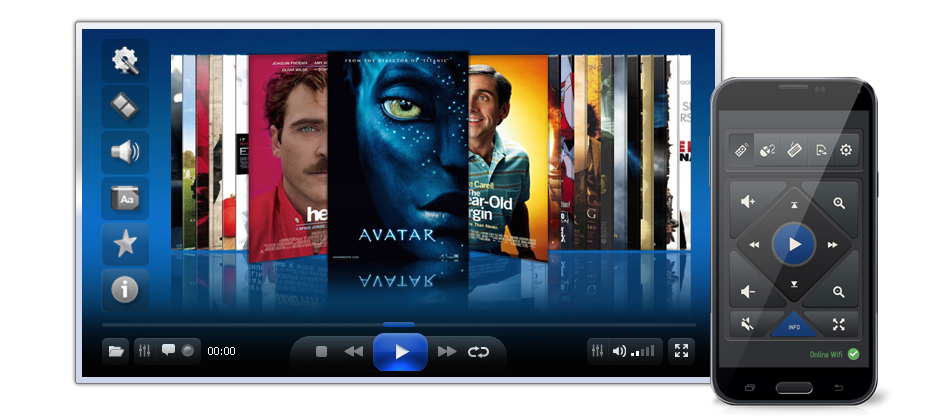 ALLPlayer 6.2 free video player