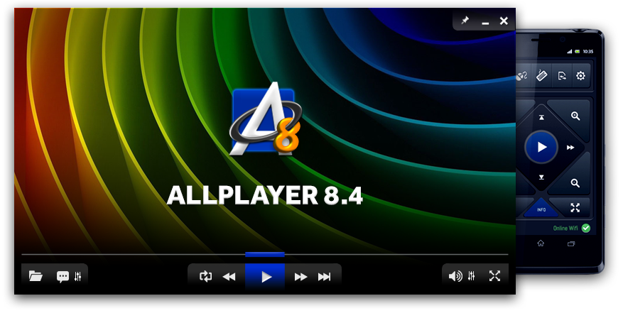 allplayer video player