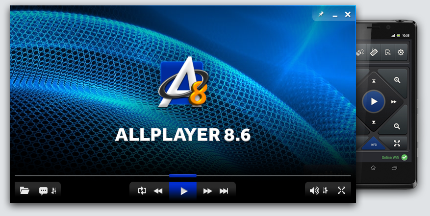 Discover ALLPlayer - the best video player for subtitles