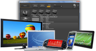 ALLMediaServer serwer plików w sieci lokalnej wifi
