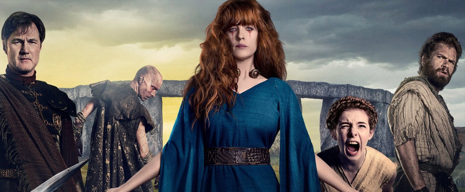 Britannia - watch tv series online