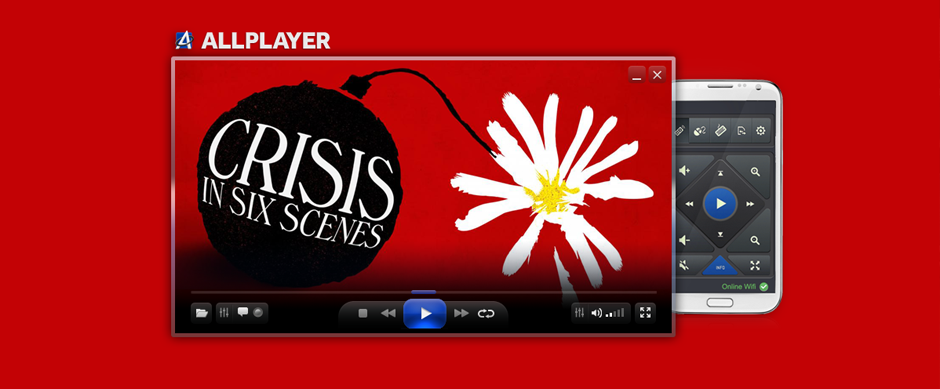 Crisis in Six Scenes - watch tv series with subtitles_video_player_allplayer.org