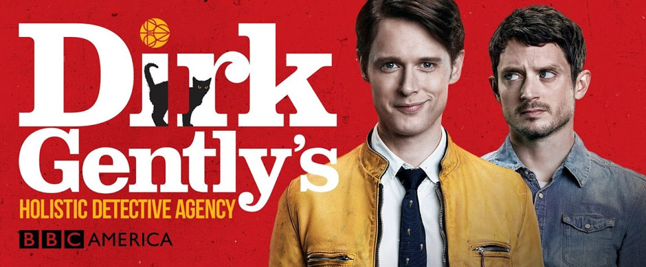 Dirk Gently's Holistic Detective Agency - watch tv series online