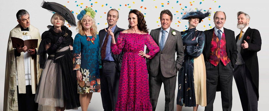 Four Weddings and a Funeral - watch tv series online