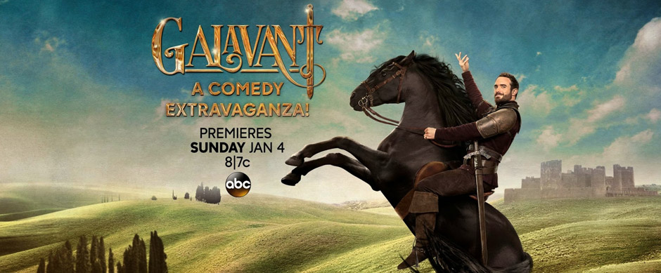 Galavant - watch tv series online