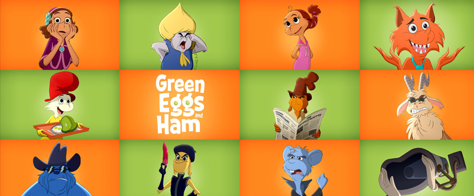 Green Eggs and Ham - watch tv series online