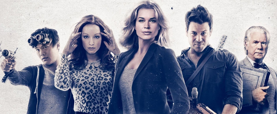 The Librarians - watch with subtitles